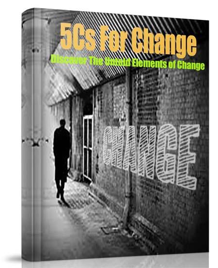 5Cs for Change