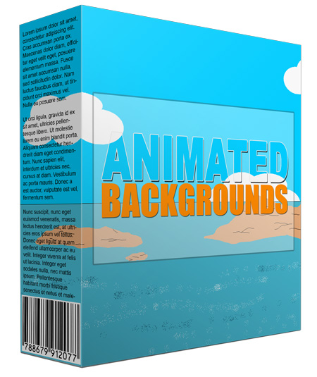 Animated Backgrounds Package
