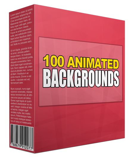 Animated Backgrounds V5