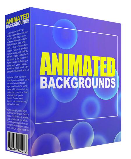 Animated Backgrounds Volume 3