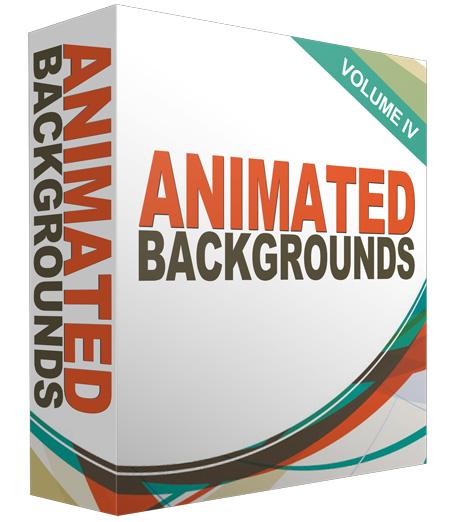 Animated Backgrounds Volume 4