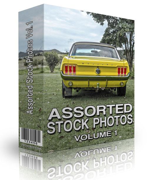 Assorted Stock Photos Vol. 1
