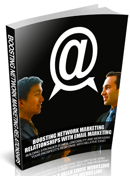 Boosting Network Marketing Relationships
