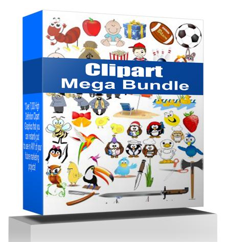 Clipart Mega Bundle