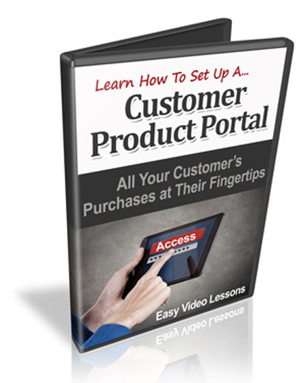 Customer Product Portals