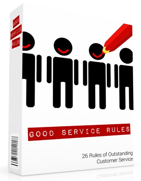 Customer Service Rules