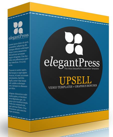 ElegantPress Upsell