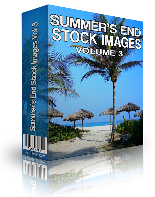 Summer's End Stock Image Volume 3
