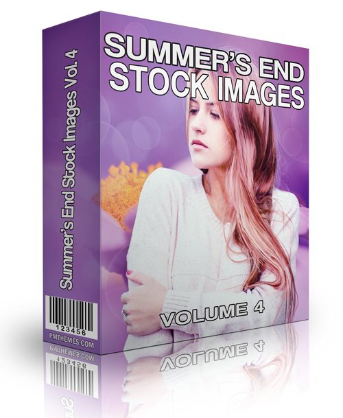 Summer's End Stock Image Volume 4