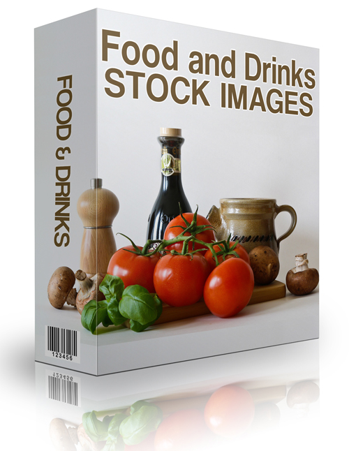 Food and Drinks Stock Images