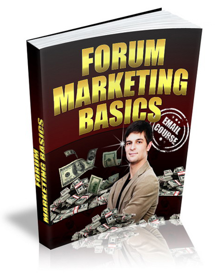 Forum Marketing Basics