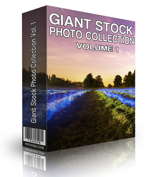 Giant Stock Photo Collection Vol. 1
