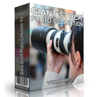 Giant Stock Photo Collection Vol. 2