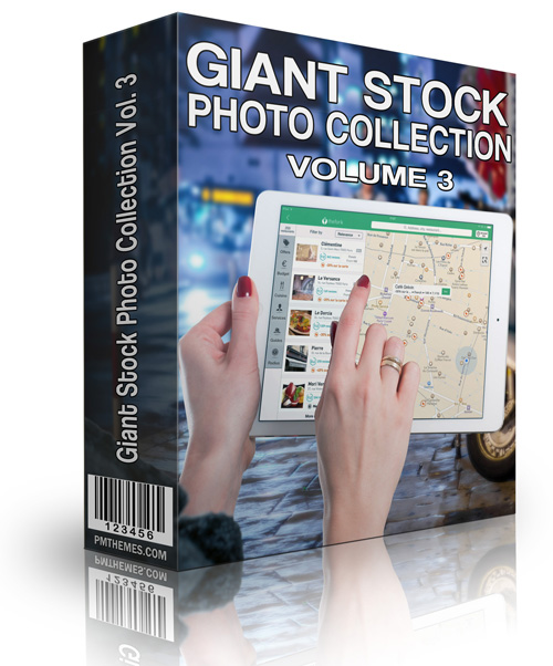 Giant Stock Photo Collection Vol. 3