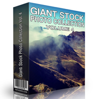 Giant Stock Photo Collection Vol. 4