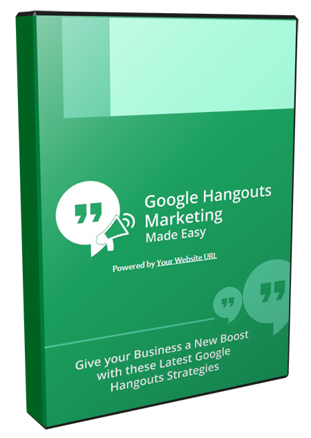 Google Hangouts Marketing Made Easy