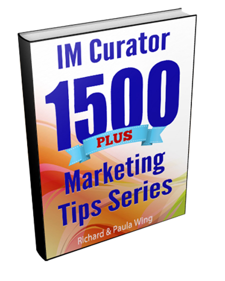 IMC 1500 Plus Marketing Tips