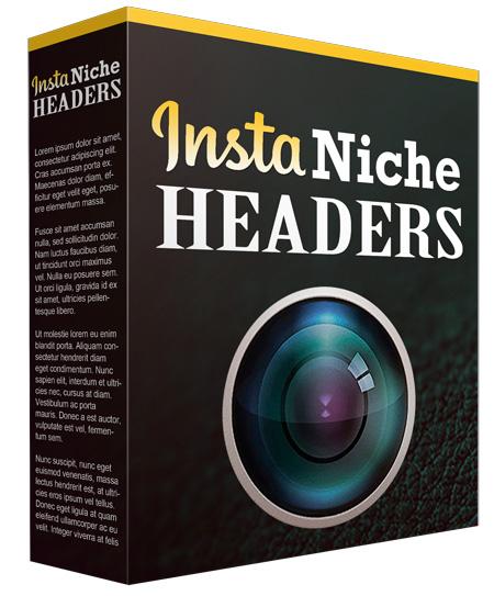 Insta Niche Headers
