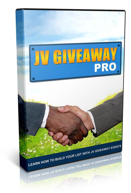 JV Giveaway Pro