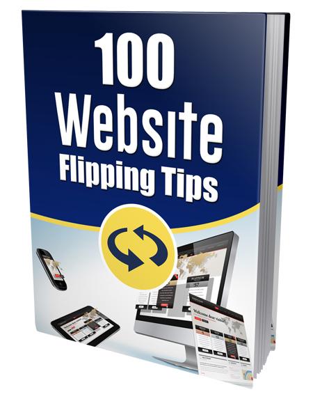 New 100 Website Flipping Tips