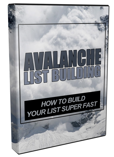 New Avalanche List Building