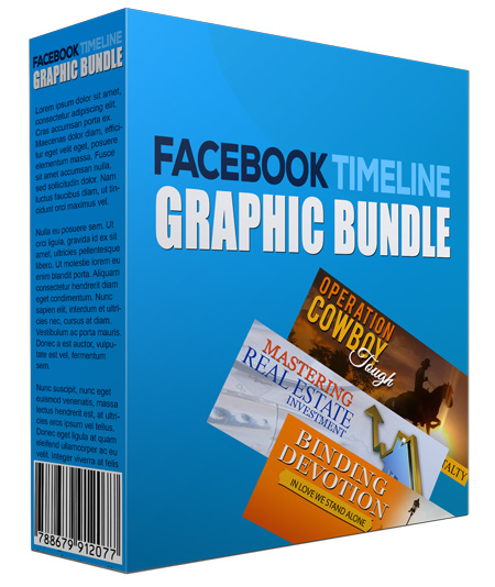New Facebook Timeline Graphic Bundle