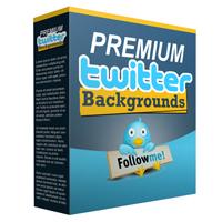 Premium Twitter Background