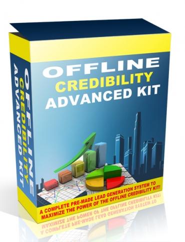 Offline Credibility Advanced Kit