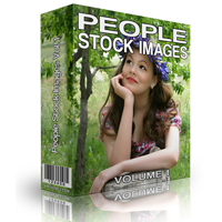 People Stock Images Vol 1