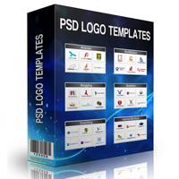 PSD Logo Templates