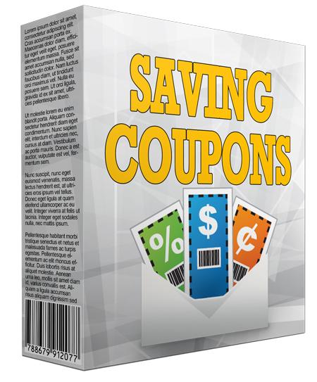 Saving Coupons Information Software