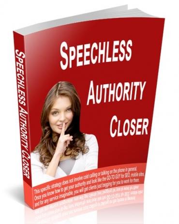 Speechless Authority Closer