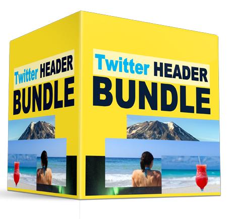 Twitter Header Bundle