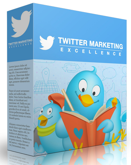 Twitter Marketing Excellence Pack