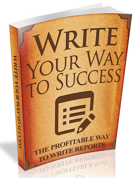 Write Your Way to Success