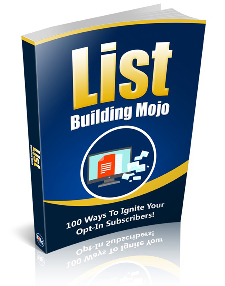 List Building Mojo V2