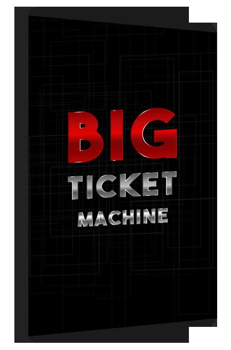 Big Ticket Machine