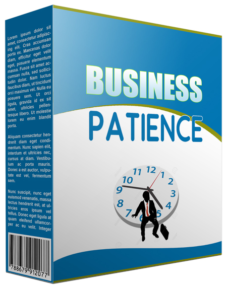 Business Patience