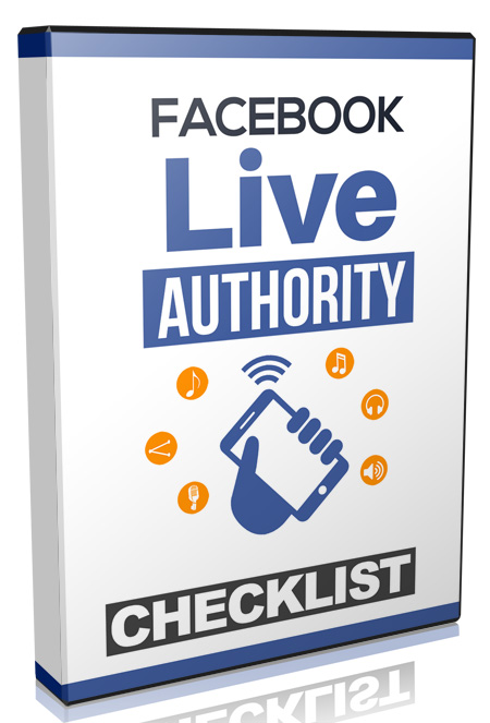 Facebook Live Authority Video