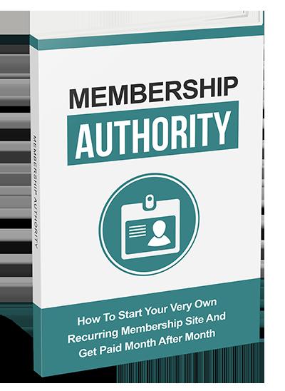 Membership Authority