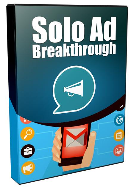 Solo Ad Breakthrough Video Tutorial