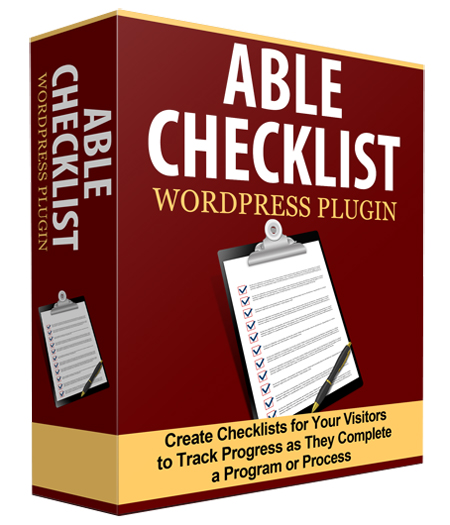Able Checklist Plugin