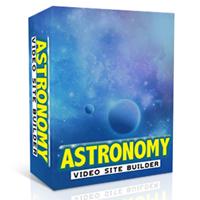 Astronomy Video Site Builder