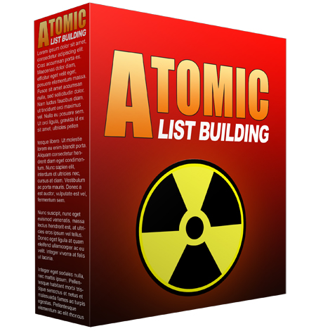 Atomic List Building Software