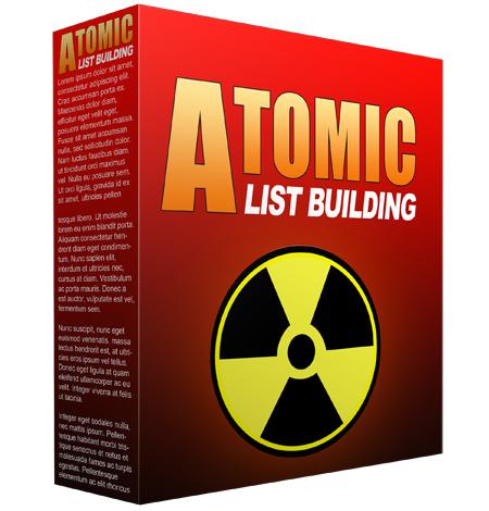 Atomic List Building Software