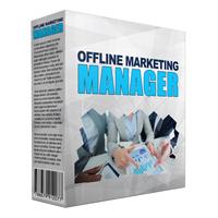 Offline Marketing Manager Software