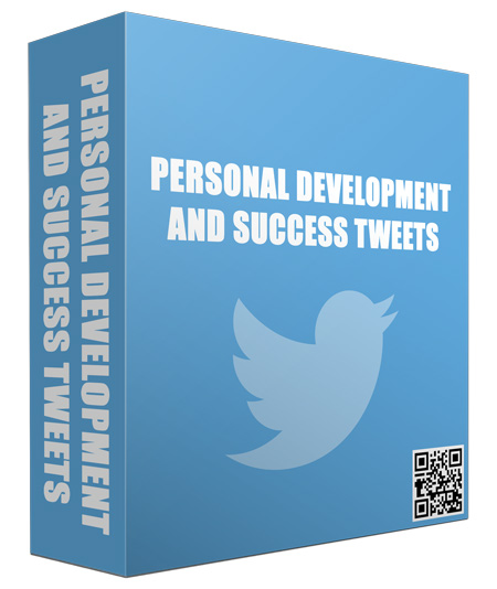 Personal Development And Success Tweets