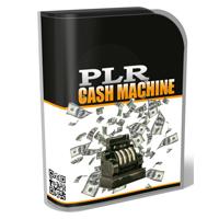 PLR Cash Machine Software