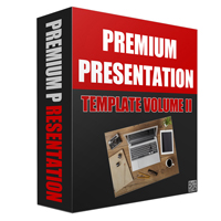 Premium Presentation Template Version II