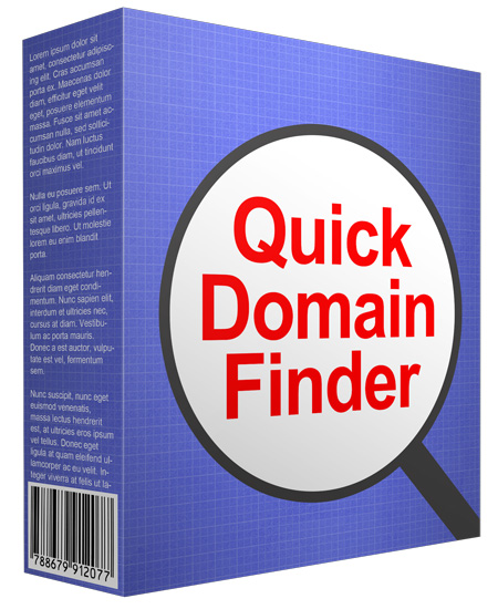 Quick Domain Finder Software
